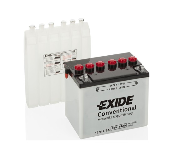 EXIDE BIKE Conventional 12N24-3A