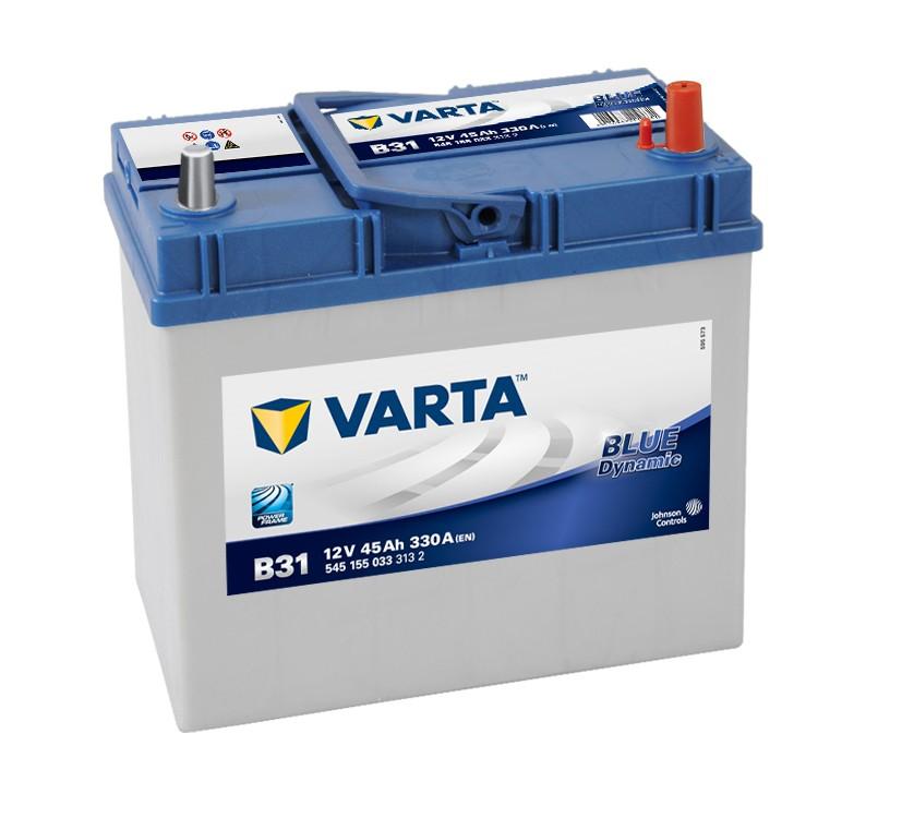 VARTA BLUE dynamic 45Ah (ASIA)