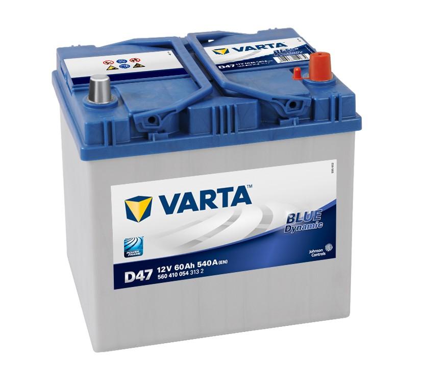 VARTA BLUE dynamic 60Ah (ASIA)
