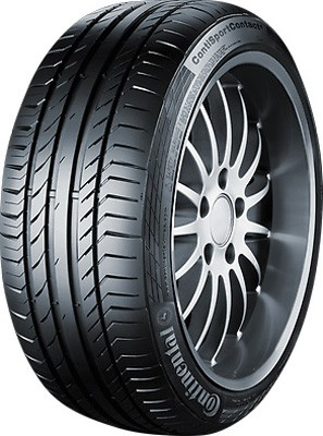 225/45R17 91W  Continental ContiSportContact 5
