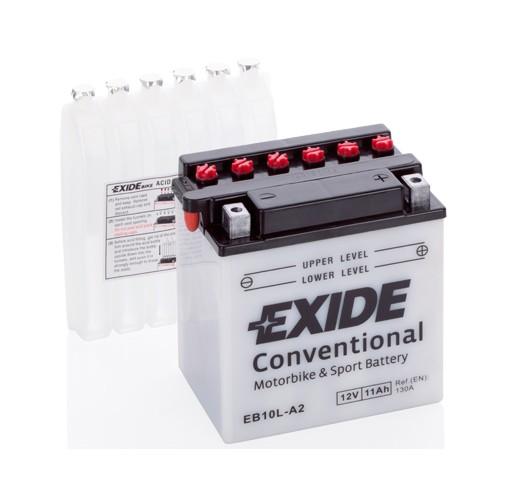 EXIDE BIKE Conventional YB10L-A2