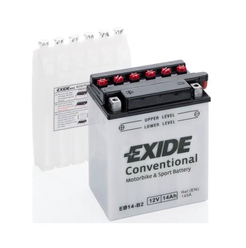 EXIDE BIKE Conventional YB14-B2