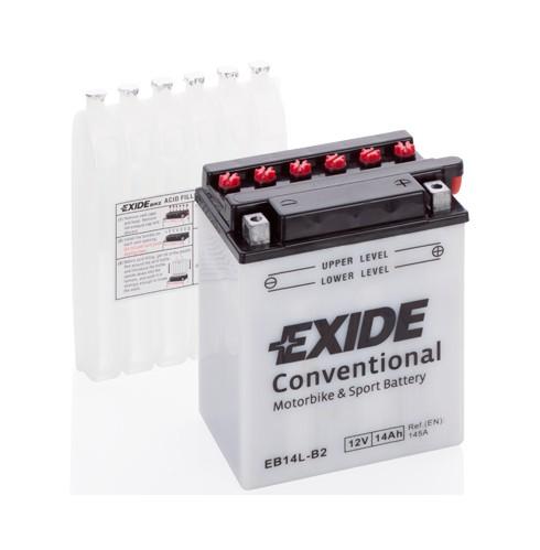 EXIDE BIKE Conventional YB14L-B2