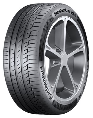 275/40R22 107 Continental PremiumContact 6
